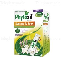 PHYTOXIL TOUX SS SUC Sp Ad Enf +6ans 12/10ml