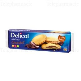 DELICAL NUTRA'CAKE Biscuit framboise 3/135g