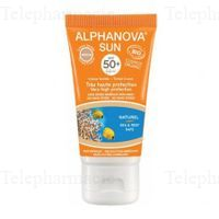 ALPHANOVA SUN BIO SPF50+ Cr teint T/50ml
