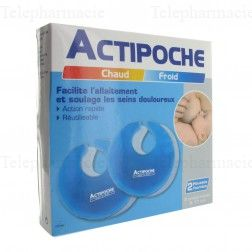 ACTIPOCHE THERMIQ ALAITEMENT X2