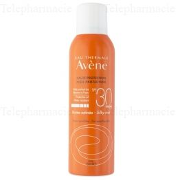 Solaire brume satinee protectrice spf30 150ml