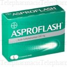 Aspro flash 500mg 20 comprimés enrobés