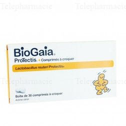 BIOGAIA PROBIOTIQUE CPR 30