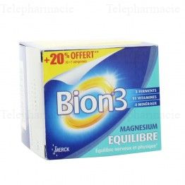 BION MG EQUILIBRE 30+7CPS
