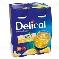 DELICAL BOIS FRUIT ANANAS 200M
