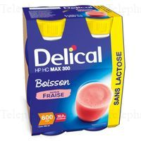 DELICAL MAX.300 FRAISE 300MLX4