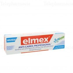 Dentifrice anti-carries professional junior 75ml