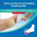 Coussinets double protection à l'Epithelium 26 P42/45 - 1 paire