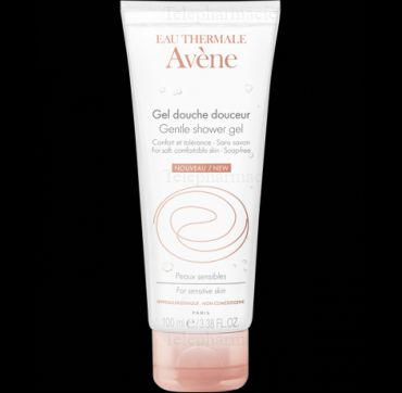 Gel douche douceur 100ml Tube 100ml