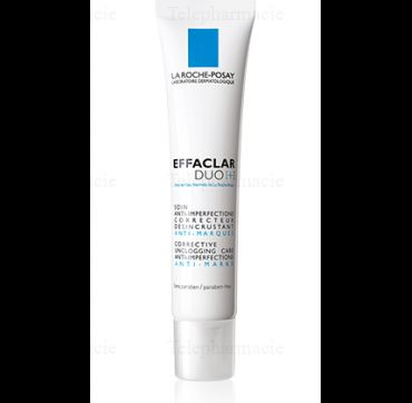 LA ROCHE-POSAY Effaclar duo+ soin anti-imperfections tube 40ml