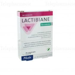 LACTIBIANE BUCODENT CPR SUC 30