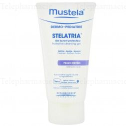Dermo-pédiatrie stelatria gel lavant tube 150ml