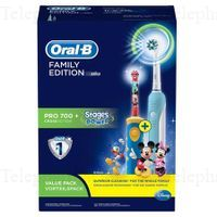ORAL B PRO 700 Familly edition