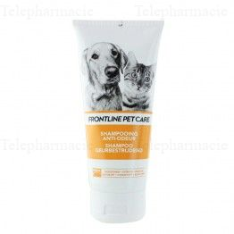Pet care shampooing anti-odeur chien et chat 200ml