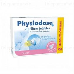 PHYSIODOSE FILTRE + EMBOUT B