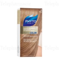 PHYTOCOLOR 8 BLOND CLAIR