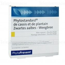 PHYTOSTANDARD CASSIS/PLANTAI CPR30