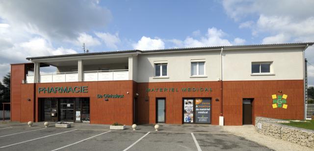 Pharmacie de Génissieux